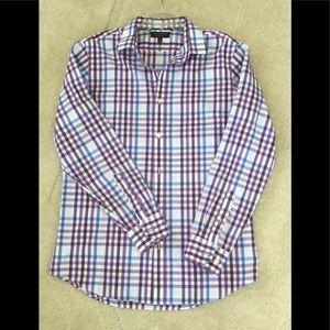 Long sleeve No iron shirt